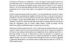 COMUNICADO DE PRENSA - SONDEO DE OPINIÓN - 06-06-14 PORTADA