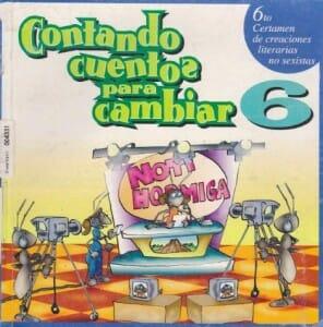 6to CERTAMEN CREACIONES LITERARIAS NO SEXISTAS - 2005_PORTADA