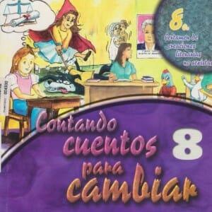 8 CERTAMEN CONTANDO CUENTOS PARA CAMBIAR 2 - 2006_PORTADA