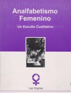 ANALFABETISMO FEMENINO UN ESTUDIO CUALITATIVO - 2002_PORTADA