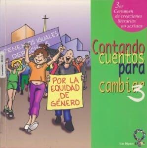 CONTANDO CUENTOS PARA CAMBIAR 3ER CERTAMEN - 2001_PORTADA