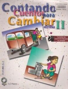 CONTANDO CUENTOS PARA CAMBIAR II 2DO CERTAMEN - 2000_PORTADA