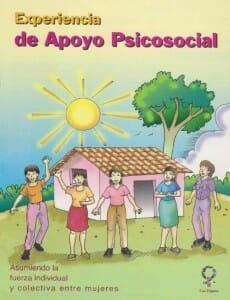 EXPERIENCIA DE APOYO PSICOSOCIAL ASUMIENDO LA FUERZA COLECTIVA E INDIVIDUAL DE LAS MUJERES - 2002_PORTADA