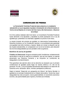 COMUNICADO_ 08 03 2010