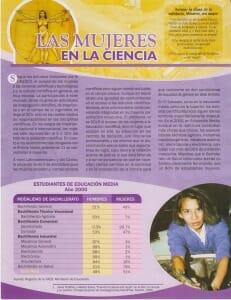IMA_2004 LAS MUJERES EN LA CIENCIA