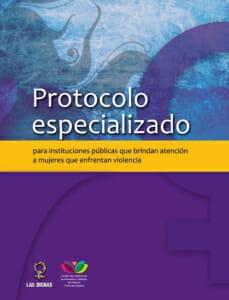 PROTOCOLO ESPECIALIZADO PARA INSTITUCIONES PÚBLICAS - PORTADA