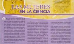 portada_2004 LAS MUJERES EN LA CIENCIA