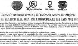portada_RED FEM en el marco del dia internacional de la mujer 19 03 14
